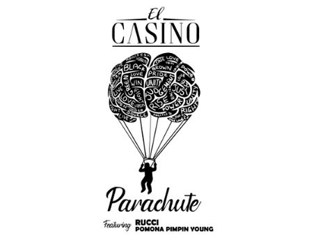 "El Casino's new single, ""Parachute"" drops soon"
