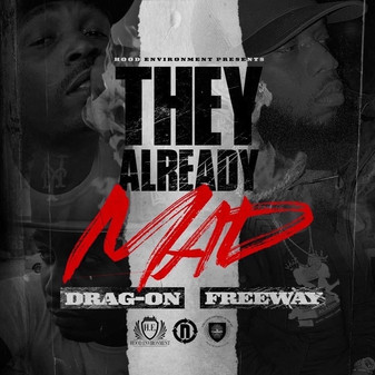 The wait is finally over!! Drag-On new project and single has dropped.