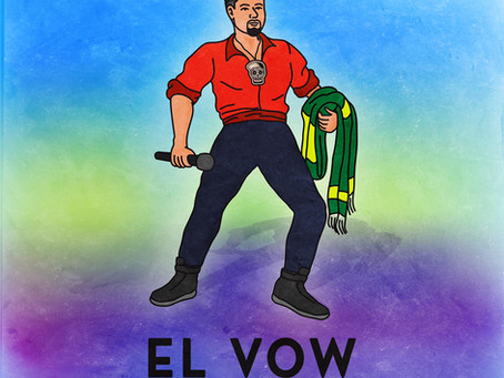 "Fort Worth, Texas native El Vow drops a new masterpiece titled, ""Dream In Color"""