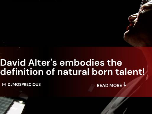 Meet David Alter an award winning  Musician who is a Doctor from Canada!