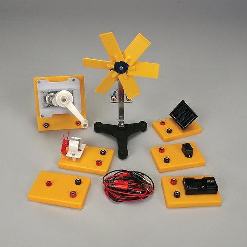 Kit Conversión de Energía
