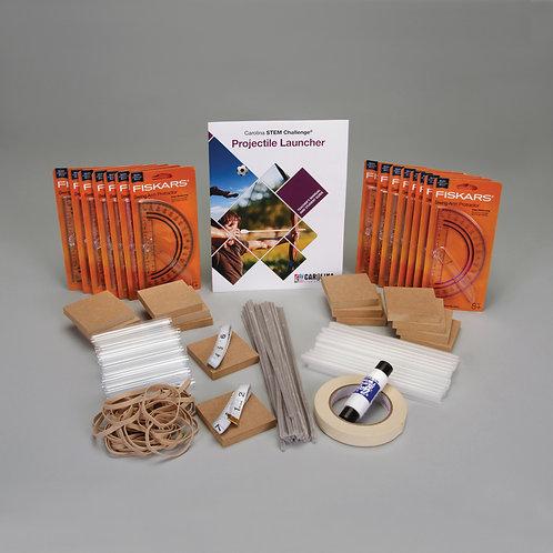 STEM Kit Lanzador de Proyectiles
