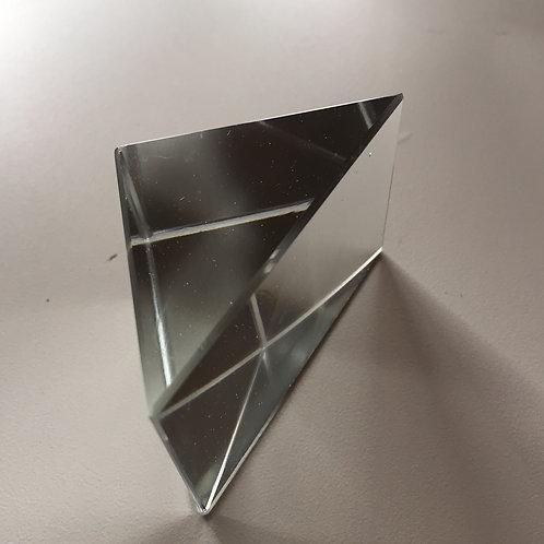 Prisma de Vidrio de Ángulo Recto