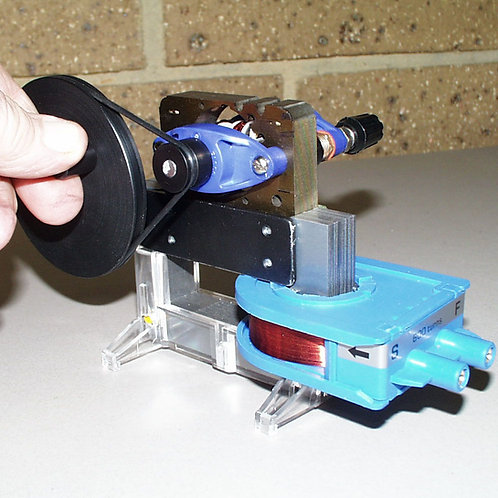Motor / Generador Manual