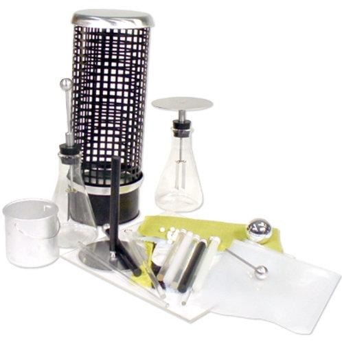 Kit Electrostática c/Jaula de Faraday