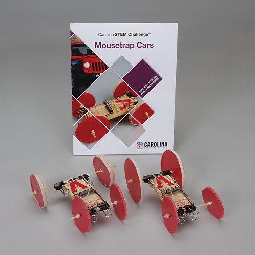 STEM Kit Autos con Trampas de Ratón