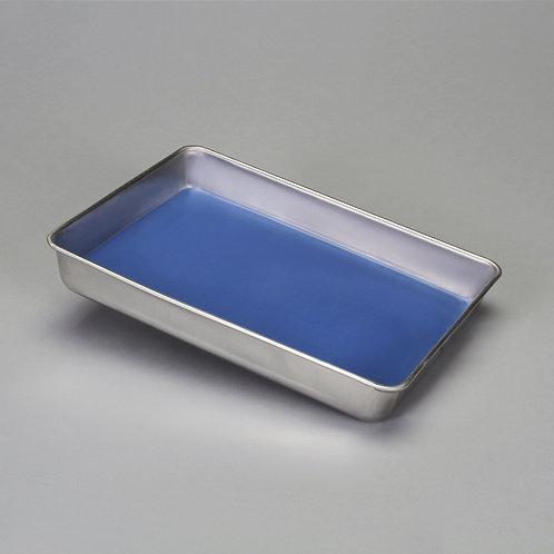 Bandeja de Disección Aluminio c/pad de Vynil