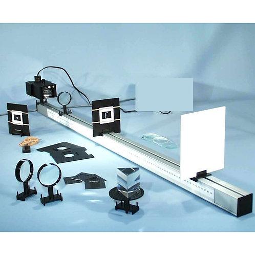 Banco Óptico c/Caja de Luz y Accesorios