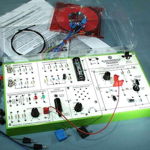 Kit de Electrónica y Fotónica