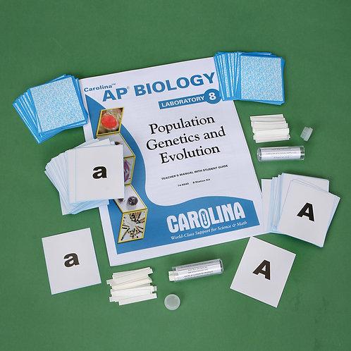 Kit Población y Evolución Genética