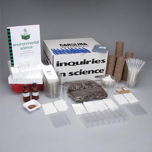 Kit INDAGA Determinando Recursos Agrícolas
