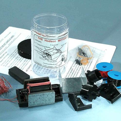 Kit Motor Eléctrico Armable Hodson