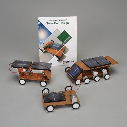 STEM Kit Diseño de Auto Solar