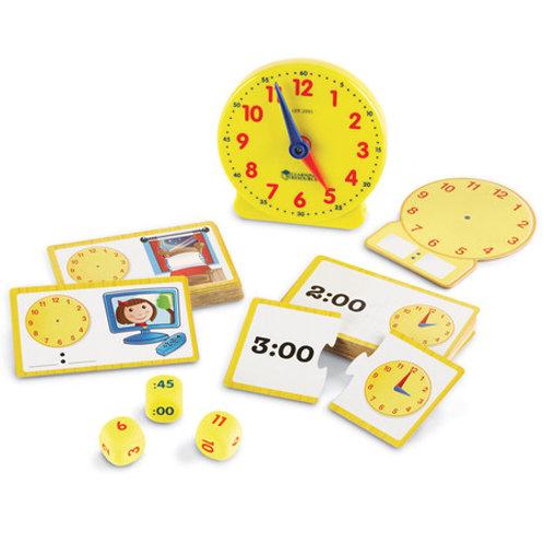 Set Actividad Tiempo