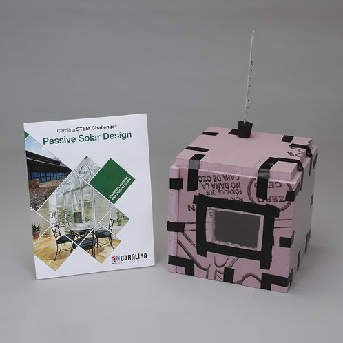 STEM Kit Diseño Solar Pasivo