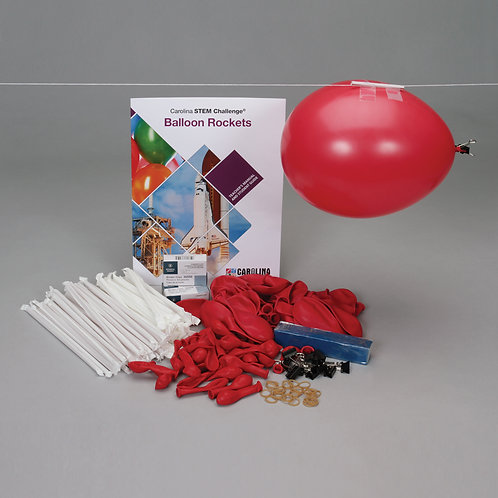 STEM Kit Cohetes de Globo
