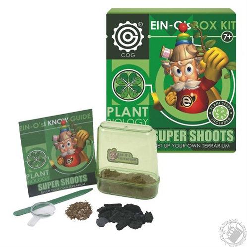 SUPER SHOOTS- EIN-O´s BOX kit