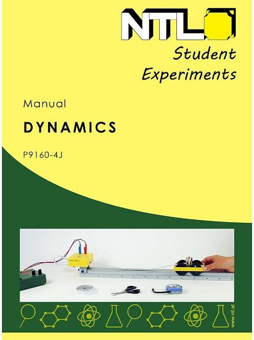Dinámica. Manual NTL SEK EXPERIMENTS