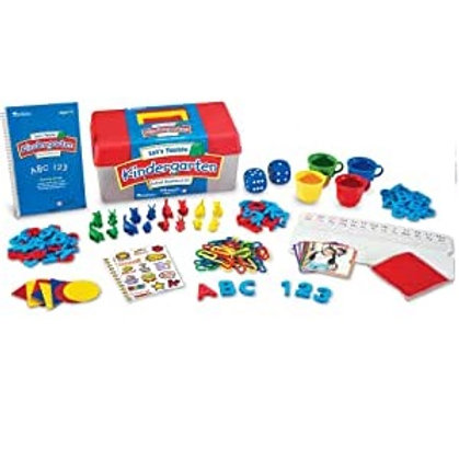 Kindergarten ABC 123