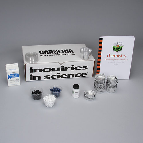 Kit INDAGA Fórmulas Químicas