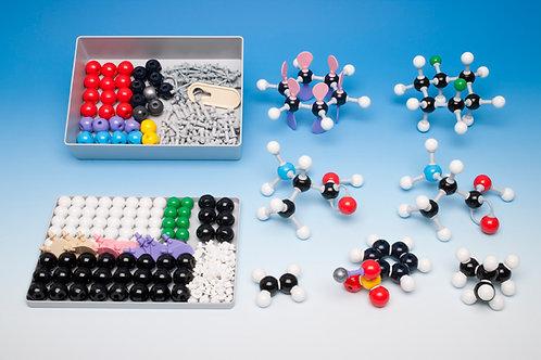Set Moléculas Orgánicas. Molymod