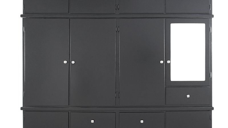Closet CHOCO DINAMITA 220 cm alto