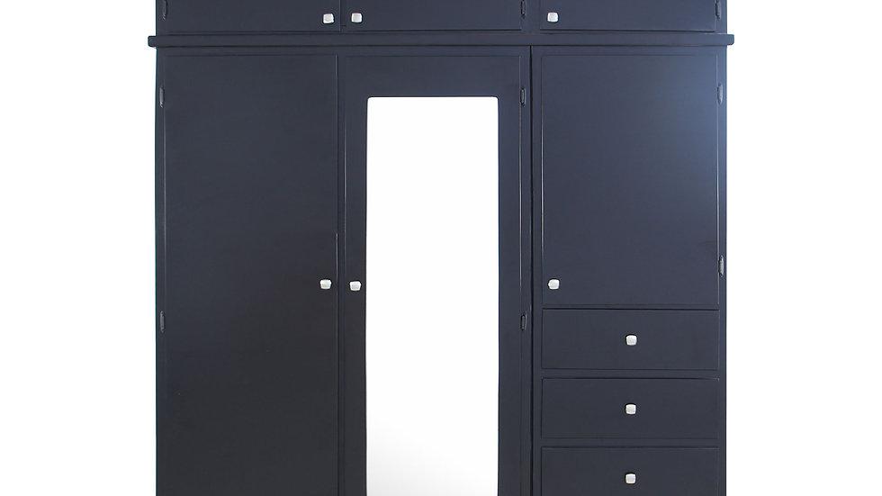 Closet CHOCO TORMENTA 228 cm alto