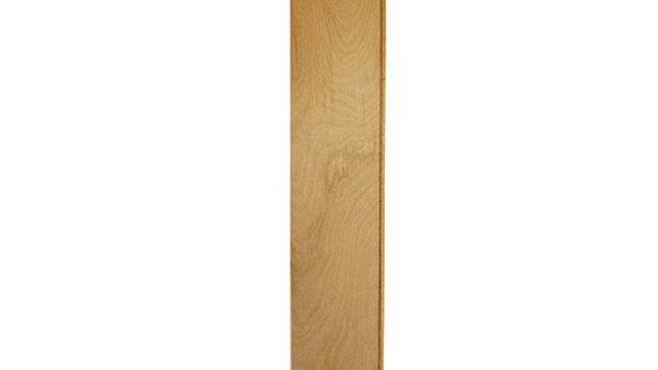 Maletero de madera de okume 40 X 244cm