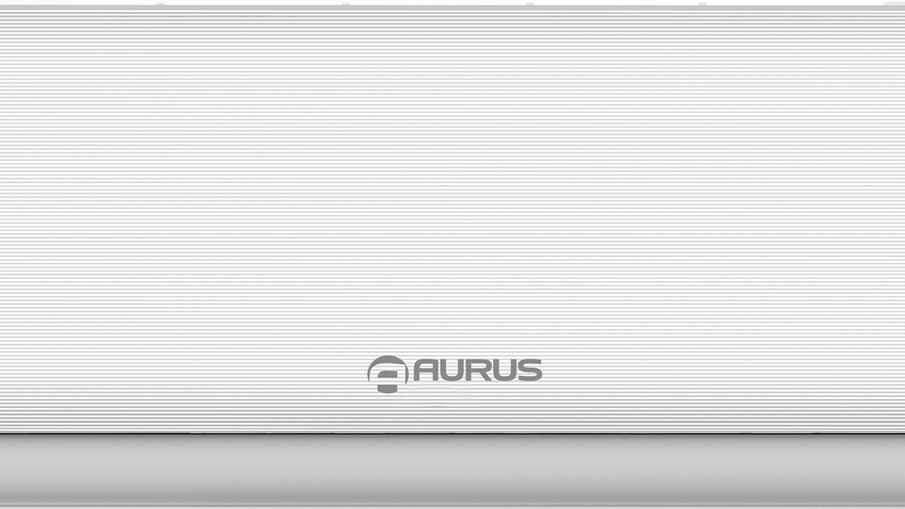 Minisplit Inverter Aurus 1 tonelada Frio-Calor 220V