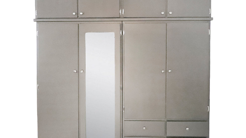 Closet HULK  OXFORD 228 cm alto