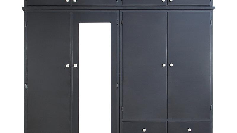 Closet CHOCO HULK 228 cm alto