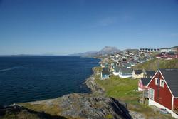 Nuuk la capitale