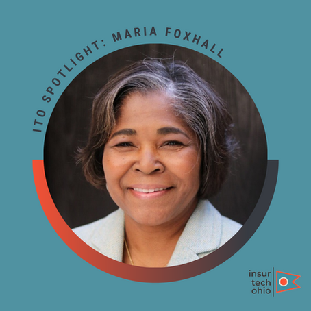 InsurTech Ohio Spotlight with Maria Foxhall