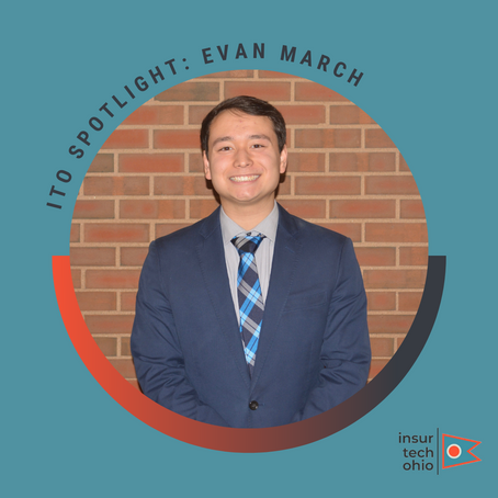 InsurTech Ohio Spotlight with Evan March