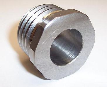 Feed Cylinder Bushing Nut for Amada 250 Series / Older Rack & Pawl Vises