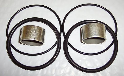 Vise Cylinder Seal Kit for Amada 250 Series Saws Equipped with Rack & Pawl Vises