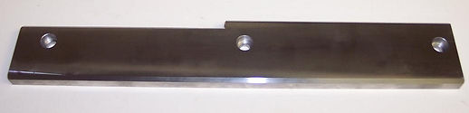 Work Receiver Plate for Amada 406/456 Series Band Saws