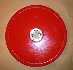 """Idler - Driven Wheel for Amada 406 Series Band Saws Equipped with a 1.250"""" Blade"""