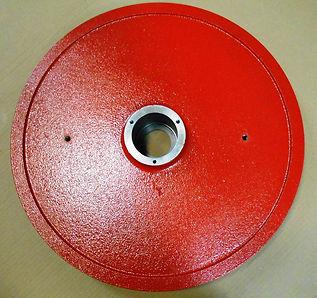Driven (Idler) Wheel for Amada 400 Series Band Saws
