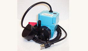 This Submersible Pump is utilized on various Hydmech Saws to distribute cutting fluid to the work area.