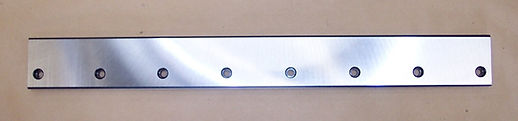 Slide Plate (F) for Amada 406/456 Series Band Saws