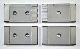 """New Side Guide Set for DoAll Saws Using a 2.00"""" Wide Blade Fits the DoAll Continental Series Machines"""