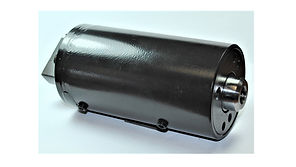 This Hydraulic Cylinder is utilized to tension the blade on Hydmech H-14 Saws or any other saw calling for the listed cross numbers.