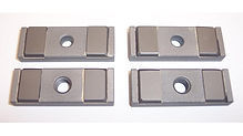 """This Side Guide Set fits Cosen C20 Series Saws running a 1.00"""" Wide Blade"""