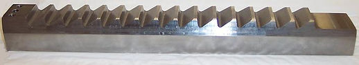 """Super """"Standard Clamp"""" (15 tooth) Vise Rack for Amada 250 Saws"""