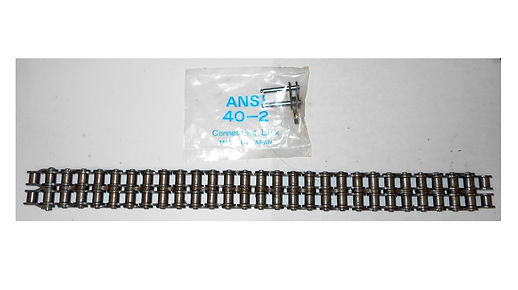 Double Link Chain for Amada 1080 Series Band Saws
