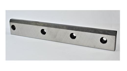 Rear Vise Wear Plate for Amada Band Saws