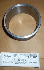 Driven (Idler) Wheel Distance Collar for Amada Band Saws