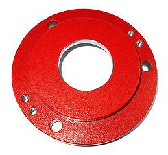 Idler/Driven Wheel Bearing Cap for Amada 406 / 456 Series Band Saws