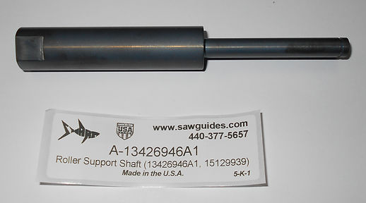 Roller Support Shaft for Amada CM Series Saws